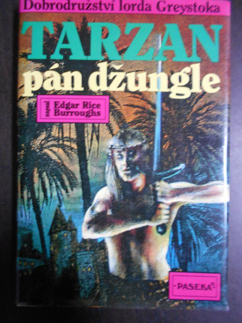 Tarzan, pán džungle